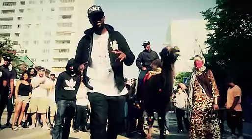 Världs stjärna hip hop kön videor