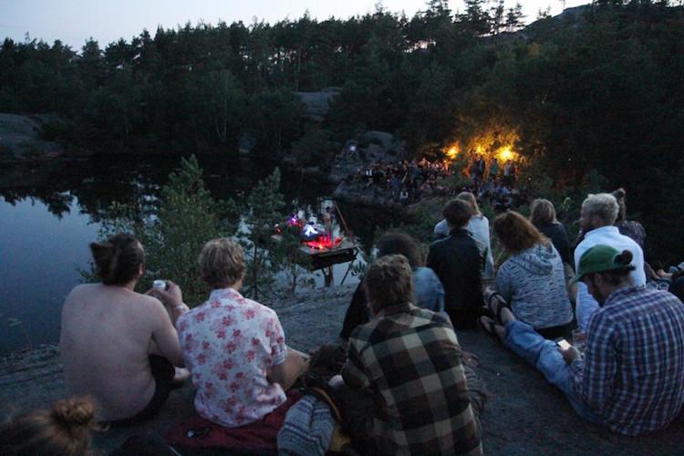 Clandestino Festival vet hur man använder Bohuslän på bästa sätt.