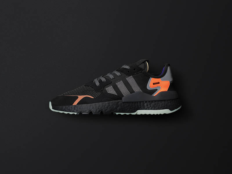 Adidas nya sko lyser i mörkret | Nöjesguiden